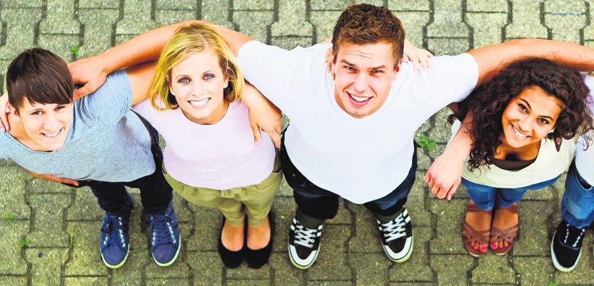 Freunde können bei der Einschätzung der eigenen Persönlichkeit helfen.Foto: Racle Fotod. / Adobe Stock