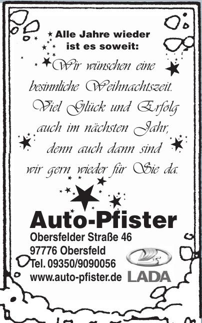 Auto-Pfister