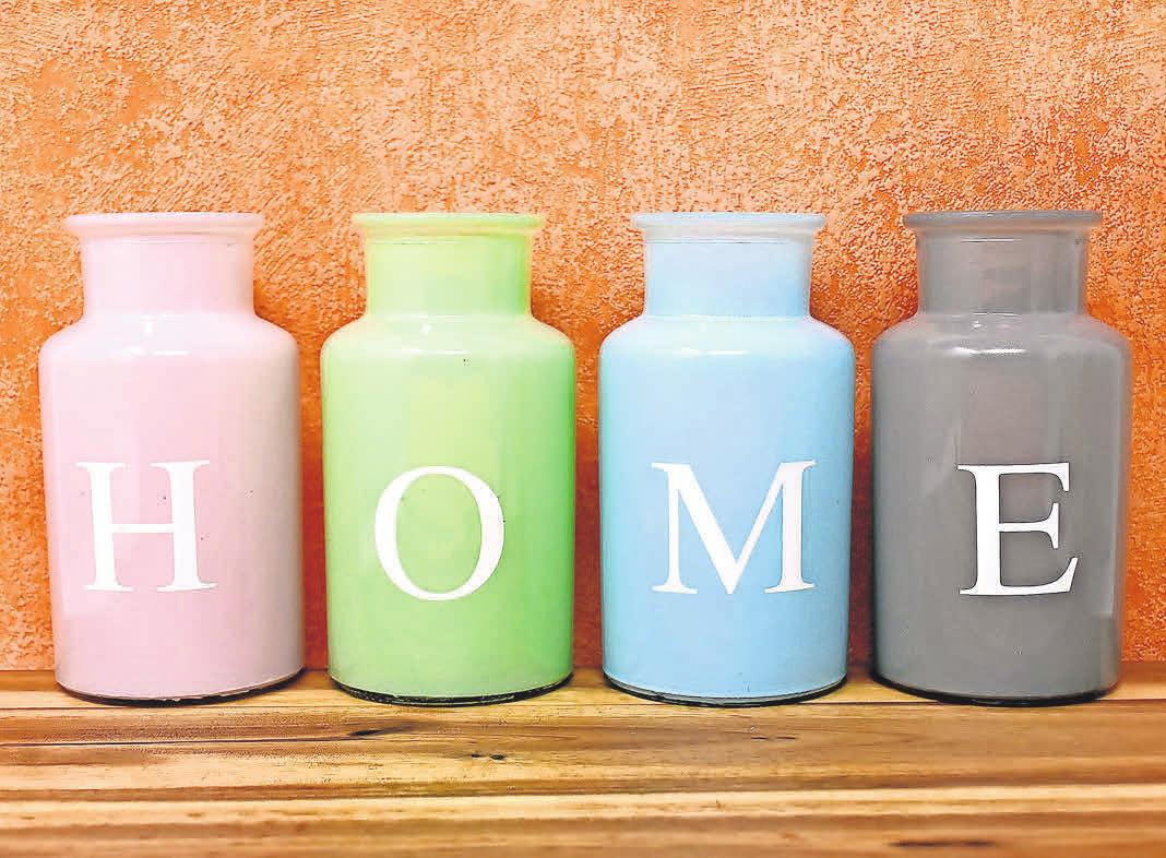 Vasen verleihen einem Raum das gewisse Etwas. Foto: Pixabay