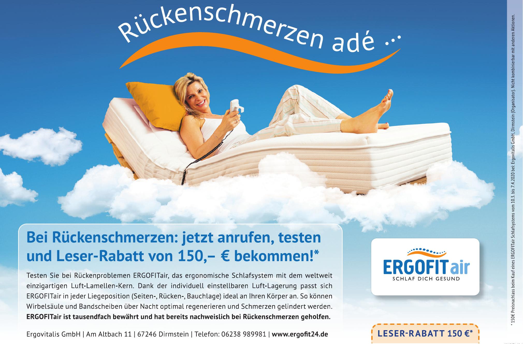 ERGO VITALIS GmbH