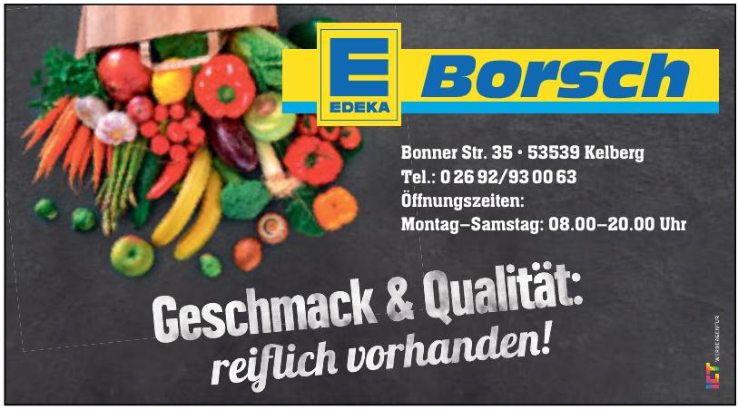 Edeka Borsch