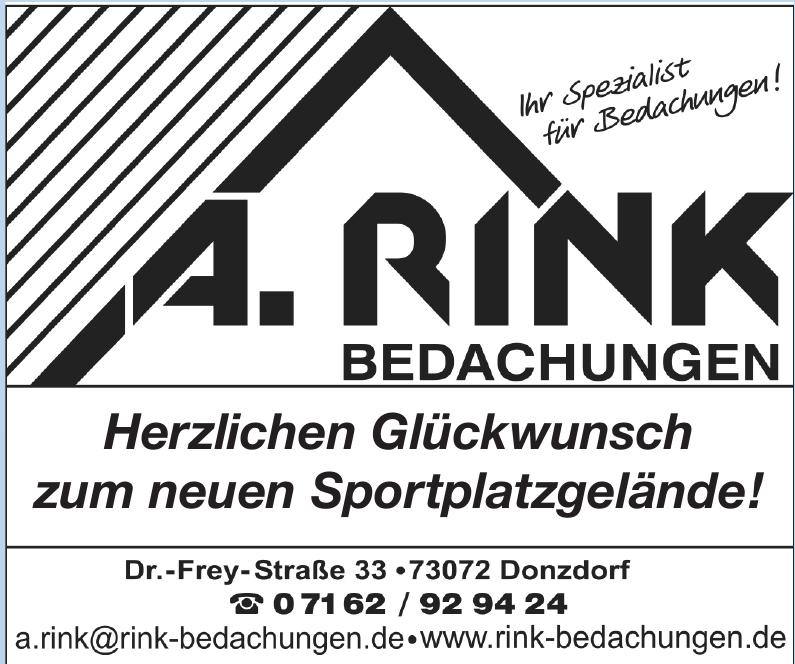 A. Rink Bedachungen