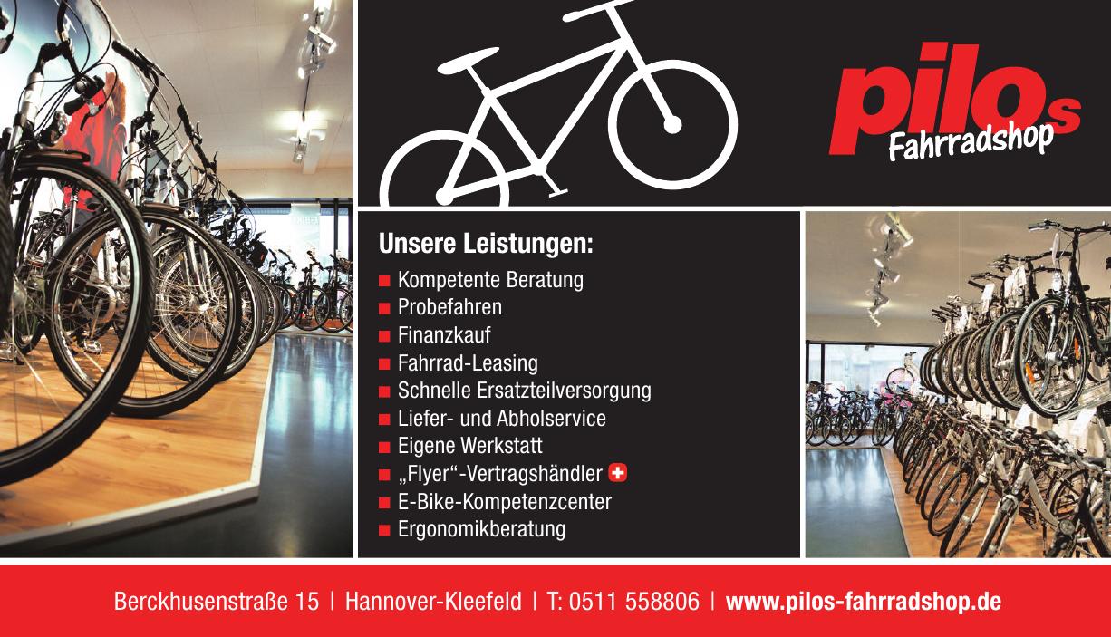 Pillos Fahrradshop