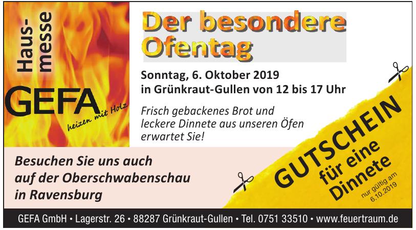 GEFA GmbH