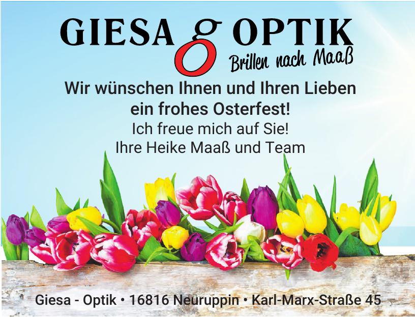 Giesa - Optik