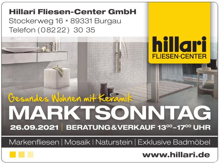 Hillari Fliesen-Center GmbH