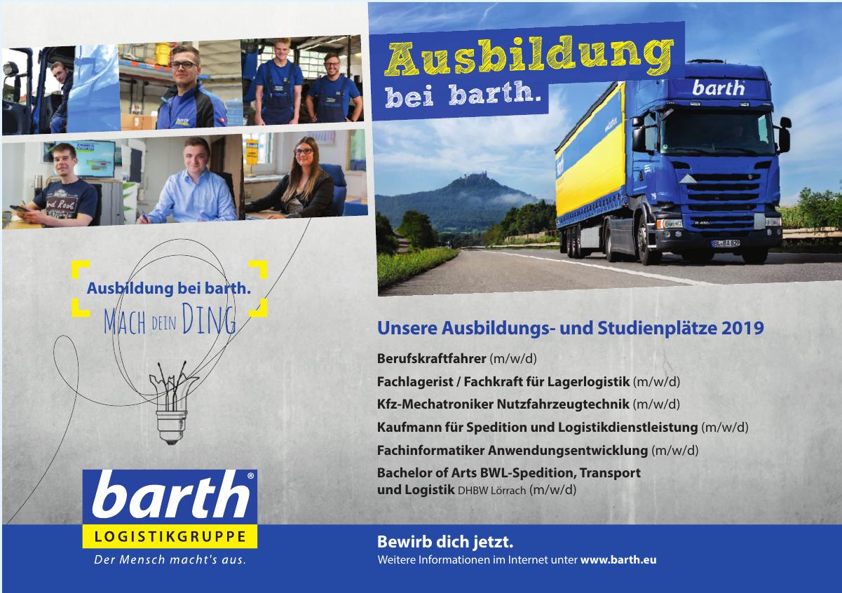 Barth Logistikgruppe