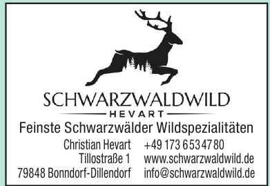 Schwarzwaldwild Hevart