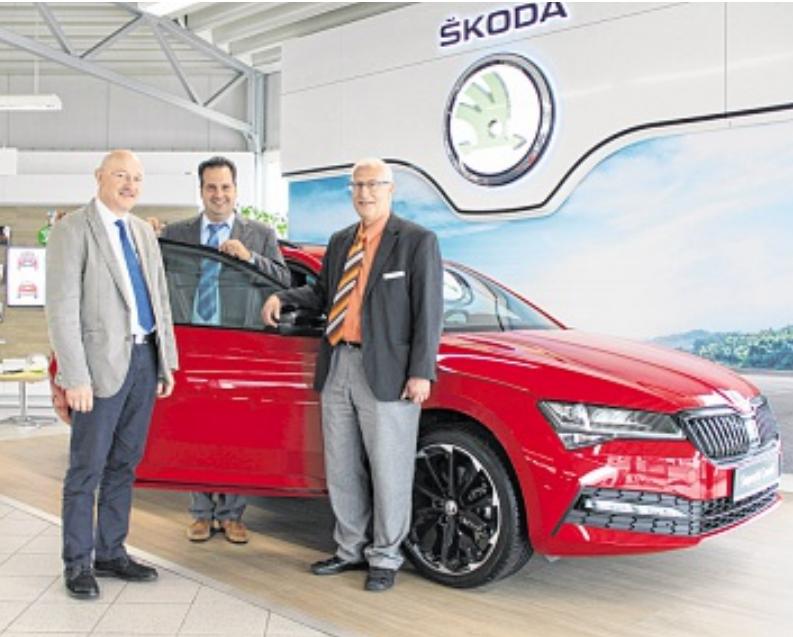 Škoda Kamiq im Autohaus am Distelberg : Kompakt, dynamisch und markant