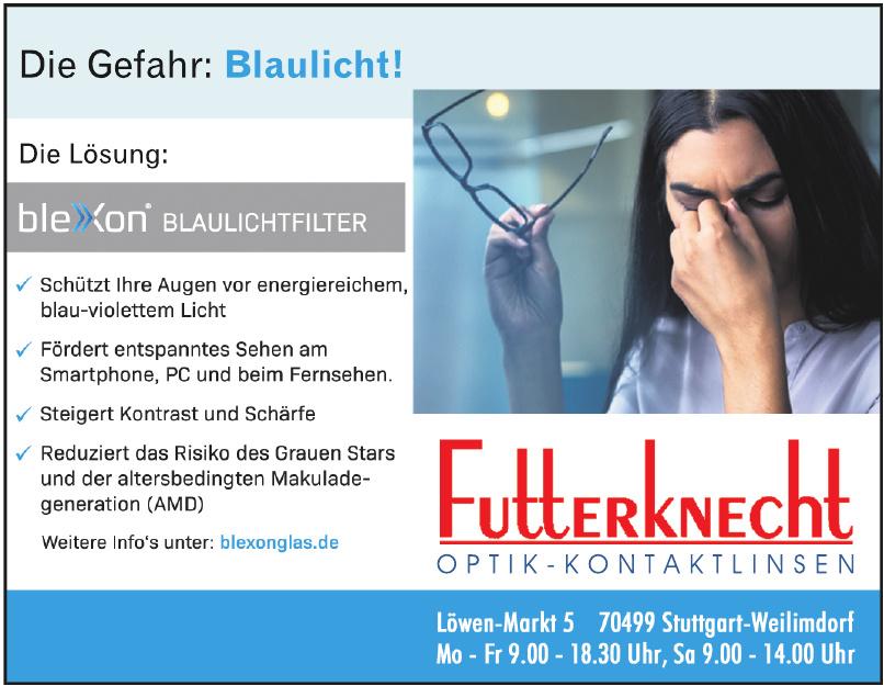 Futterknecht Optik - Kontaktlisten