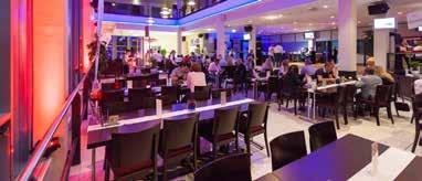 Der Business-Club ist Gästen mit VIP-Ticket vorbehalten.    Foto: Yayla Arena