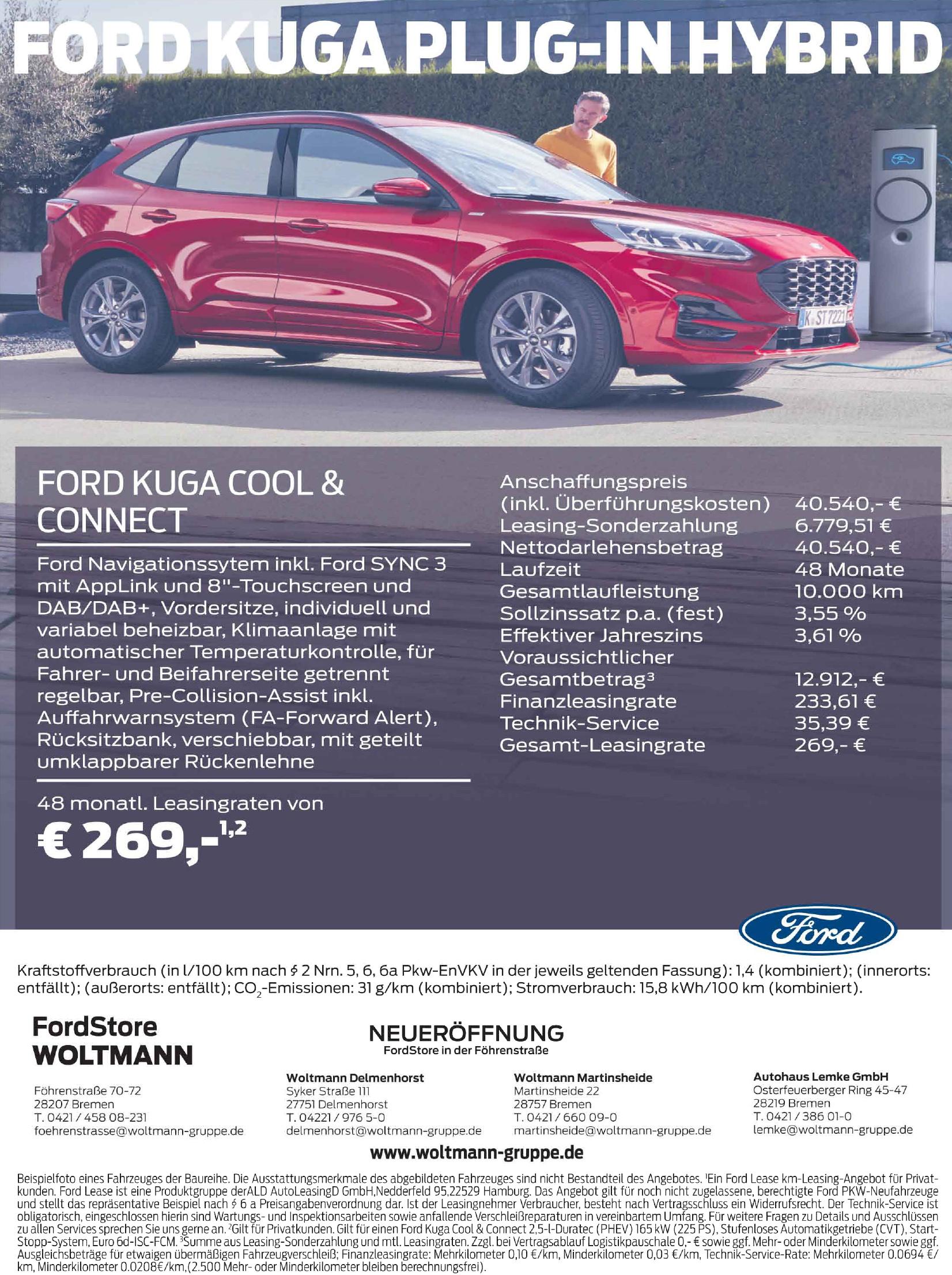FordStore Woltmann