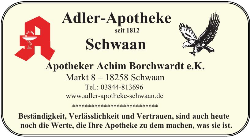 Adler-Apotheke Schwaan