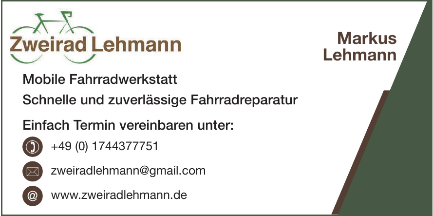 Zweirad Lehmann