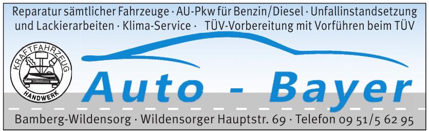 Auto Bayer