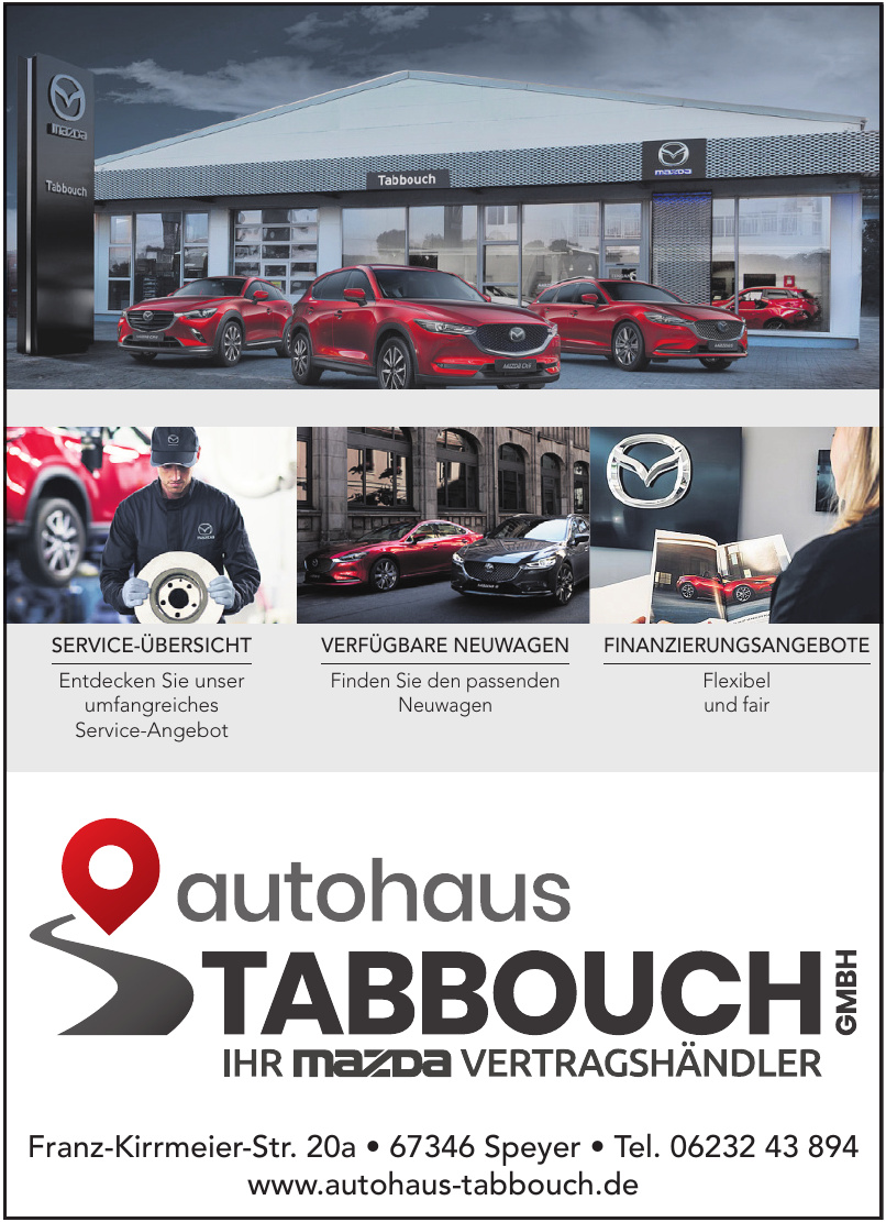 Autohaus Tabbouch GmbH