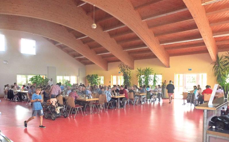 10 Jahre Gemeindezentrum Prebitz Image 1