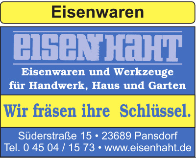 Eisenhaht