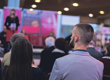 Vorträgen ist kostenlos. Bild: pixelkorn - stock.adobe.com