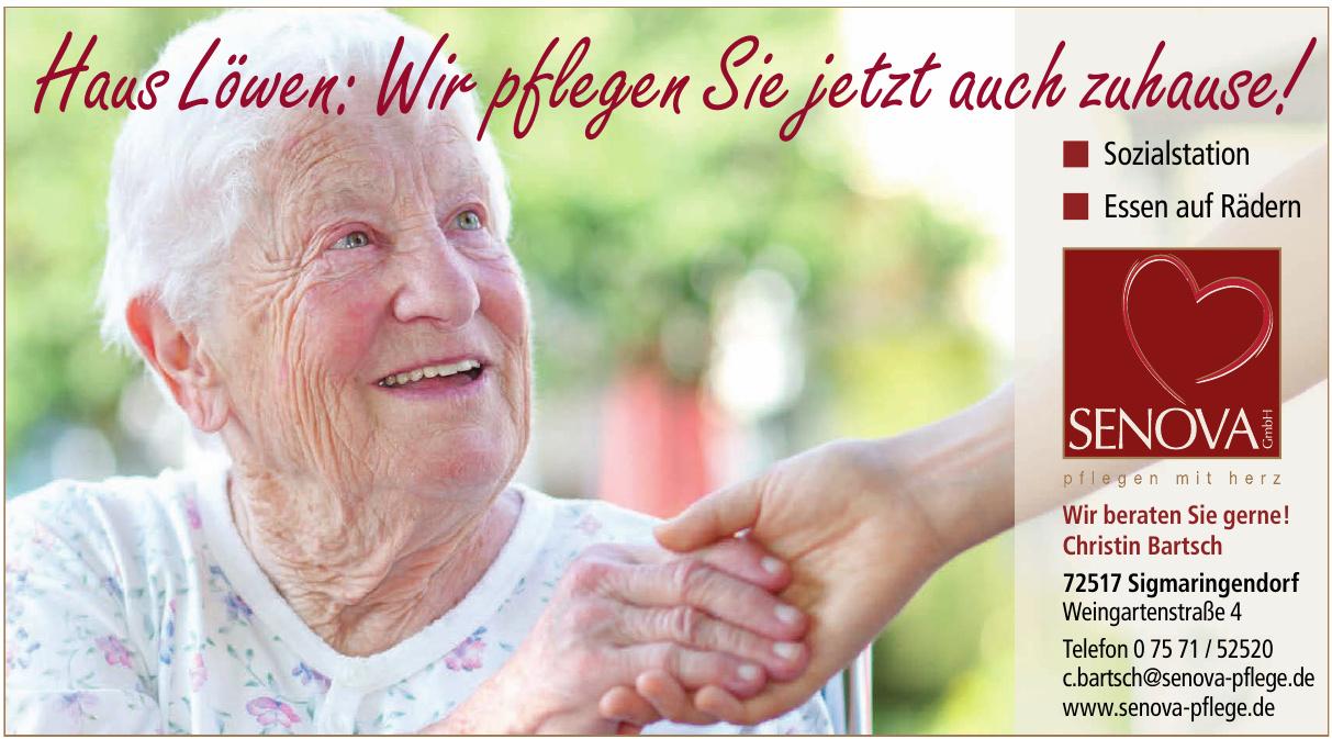 Senova GmbH Christin Bartsch