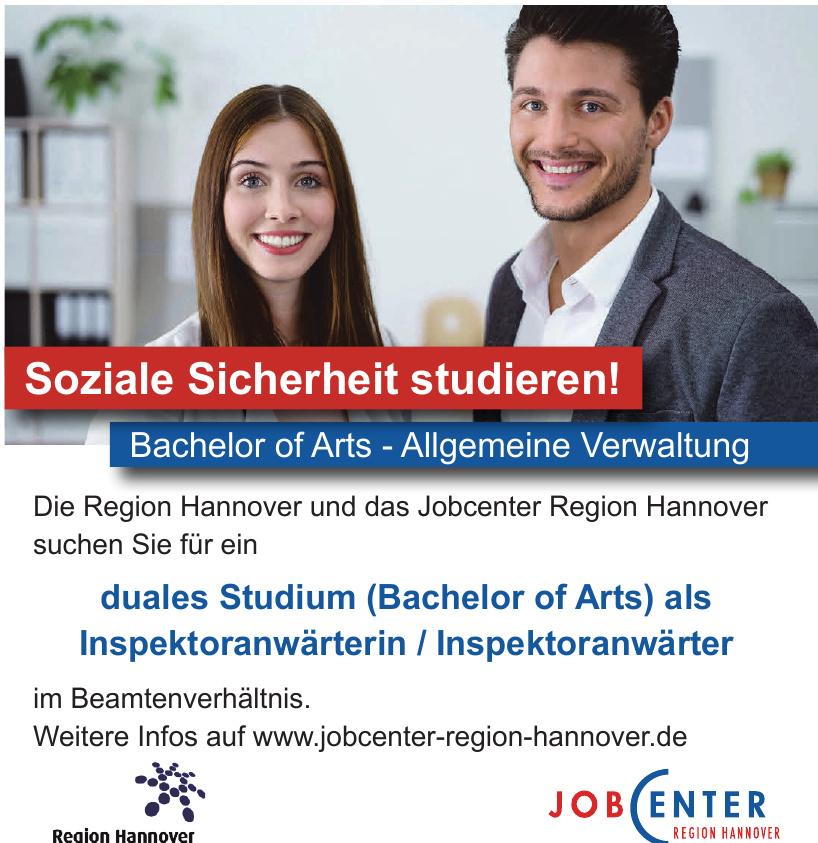 Jobcenter Region Hannover