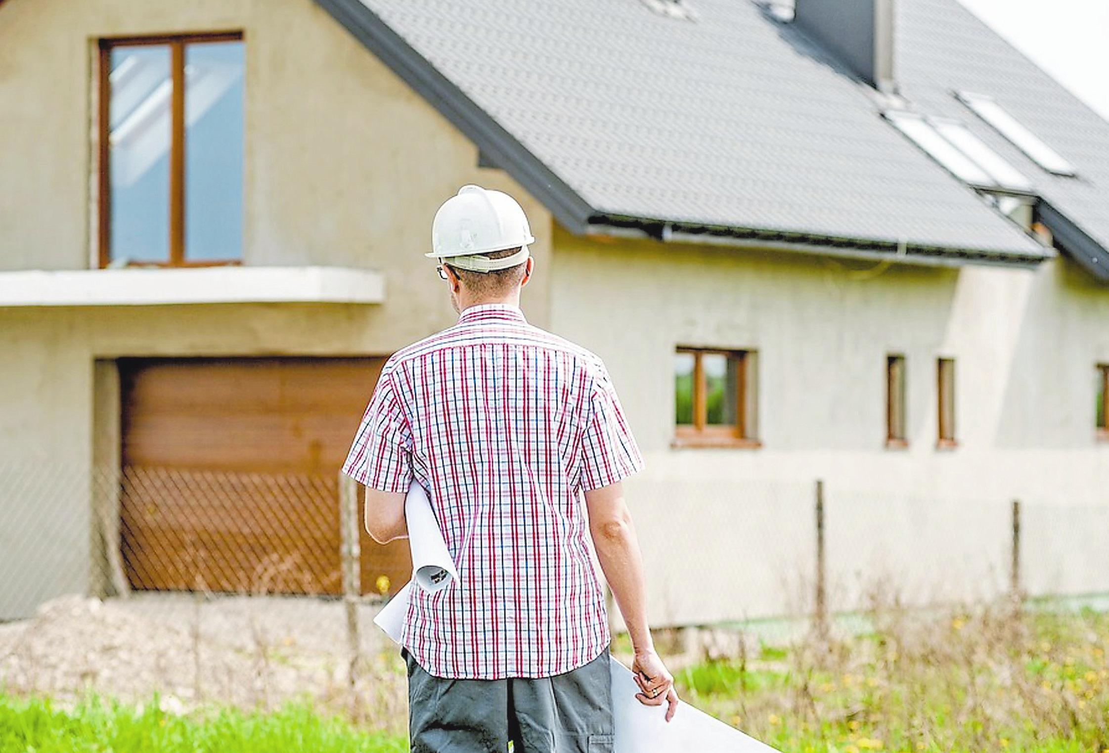 Seit Anfang des Jahres muss die Statik eines Gebäudes in Nordrhein-Westfalen von einem qualifizierten Tragwerksplaner ausgeführt werden, der seine Qualifikation formal nachgewiesen hat. Foto: Pixabay