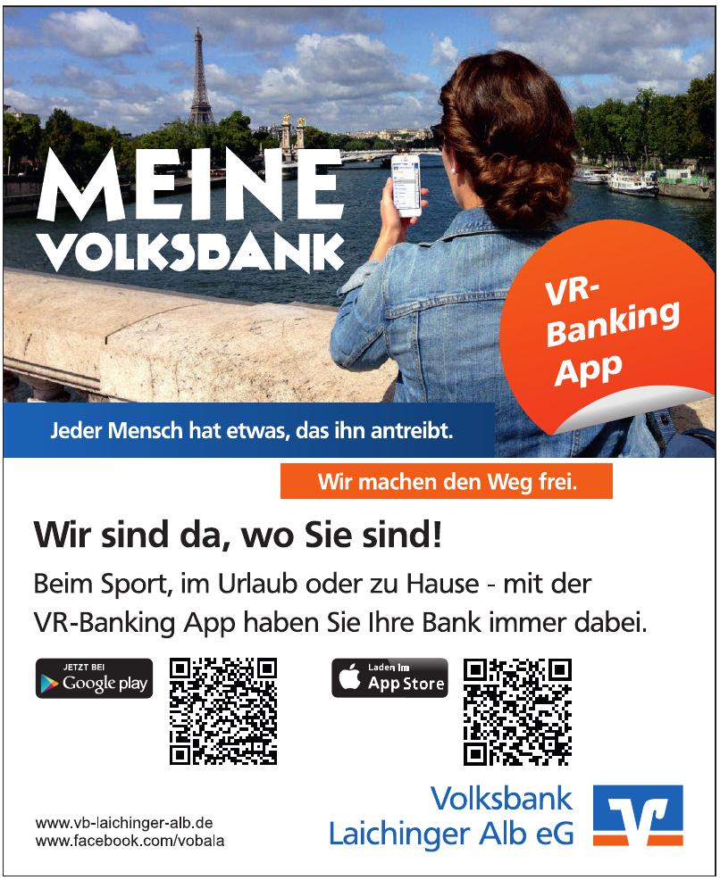 Volksbank laichinger alb online banking