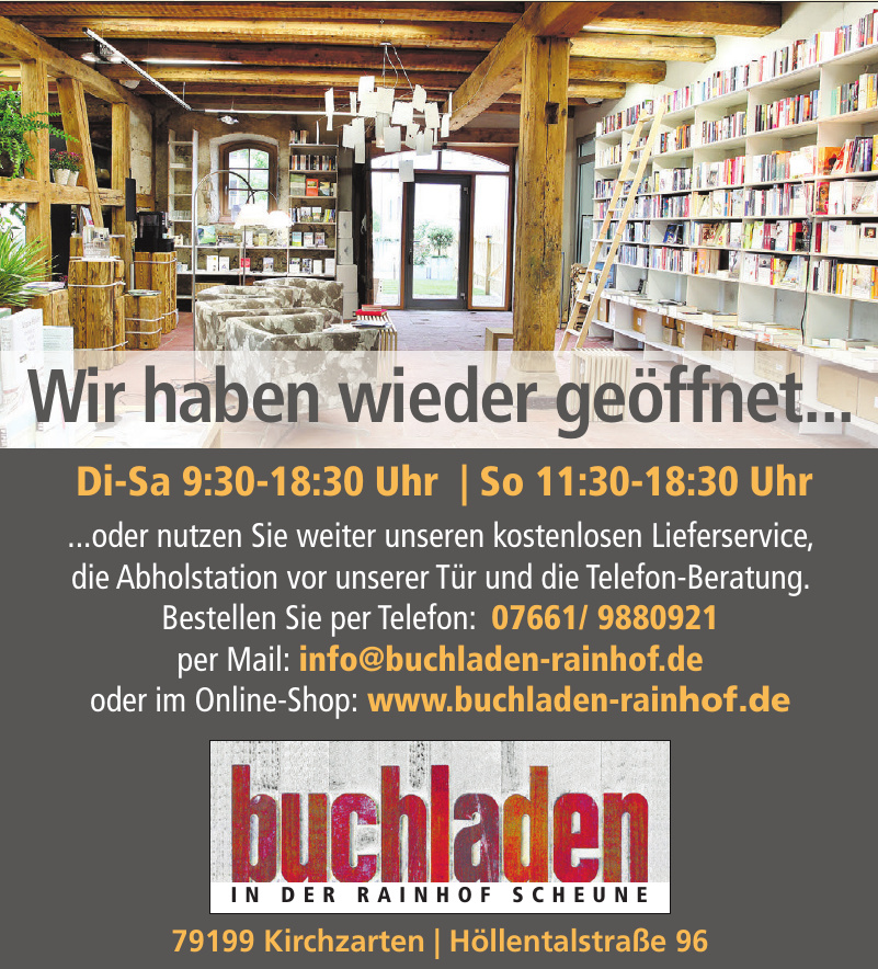 Buchladen Rainhof