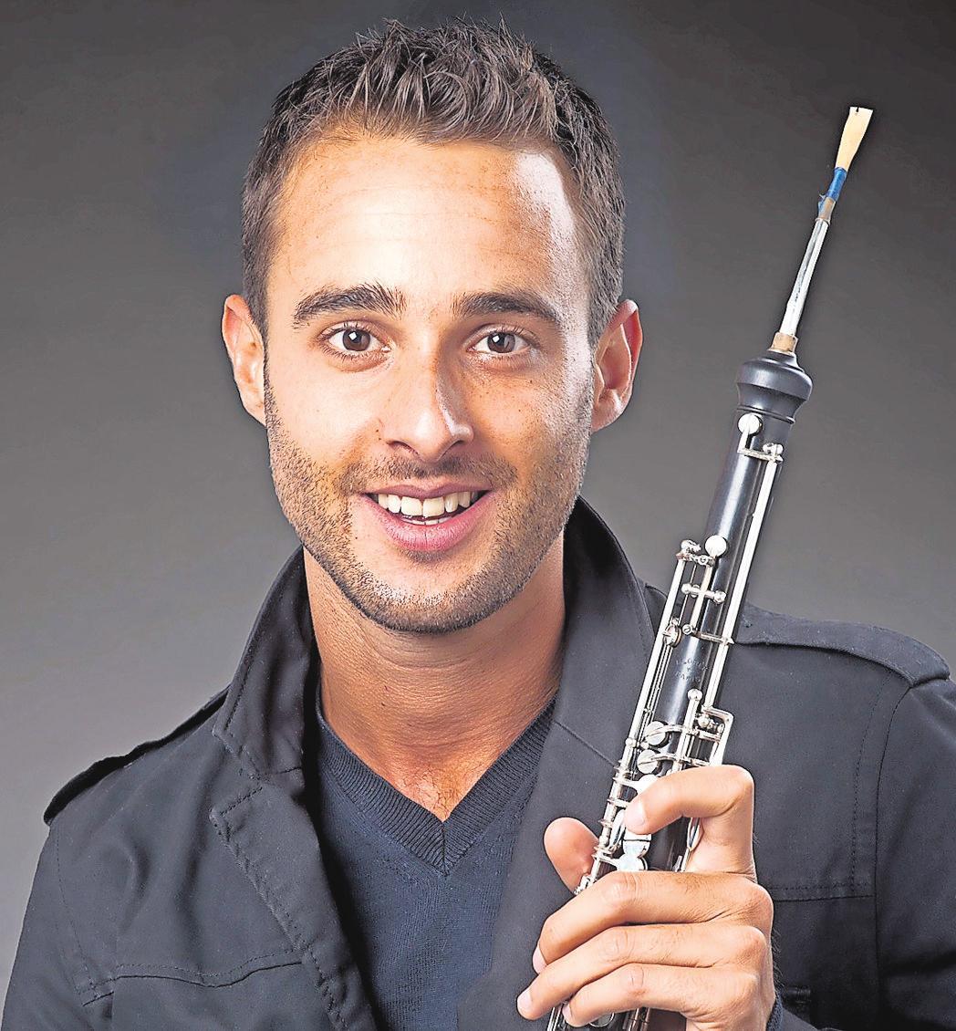 SIMON SOMMERHALDER: Solo-Englischhornist des Gewandhausorchesters Foto: Gert Mothes
