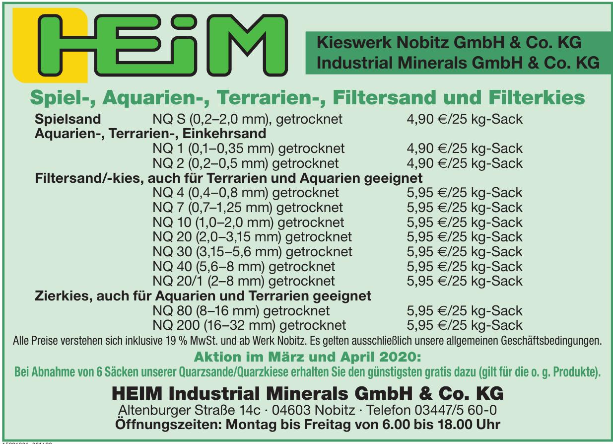 HEIM Industrial Minerals GmbH & Co. KG