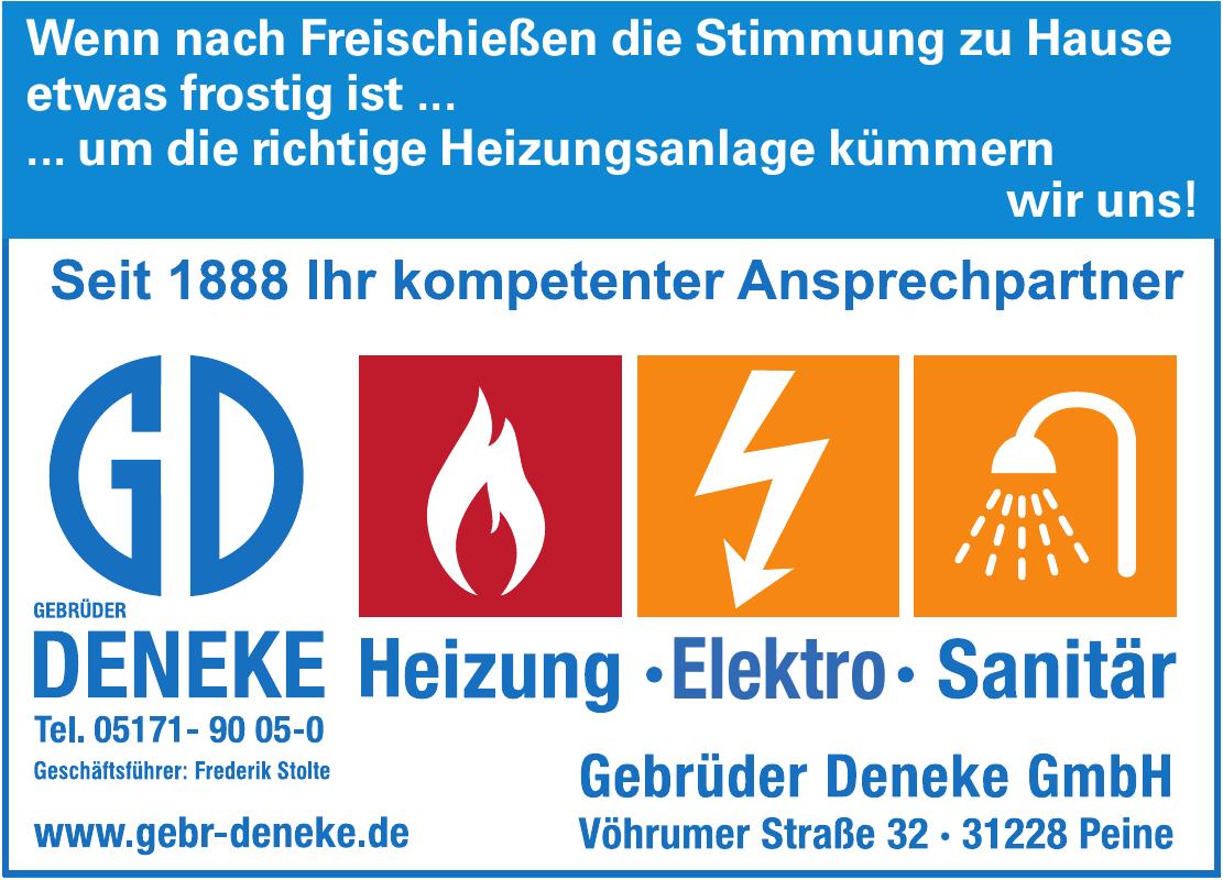 Gebrüder Deneke GmbH & Co KG