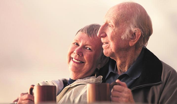 Kinderlose Ehepaare denken häufig, sie würden auch ohne Testament gegenseitig allein erben. Ein Irrtum. Foto:Creatista