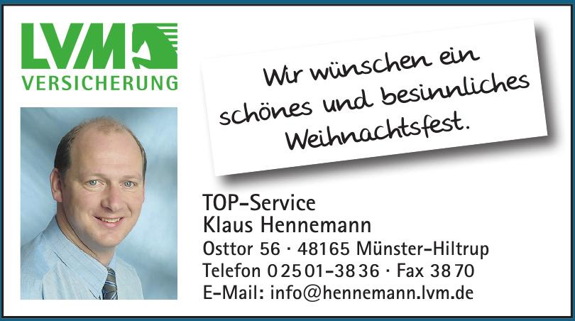 LVM Geschäftsstelle Klaus Hennemann
