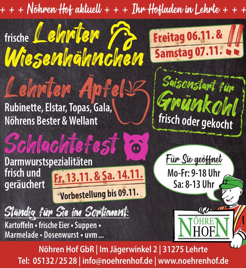 Nöhrenhof GbR
