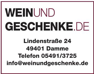 WeinundGeschenke.de