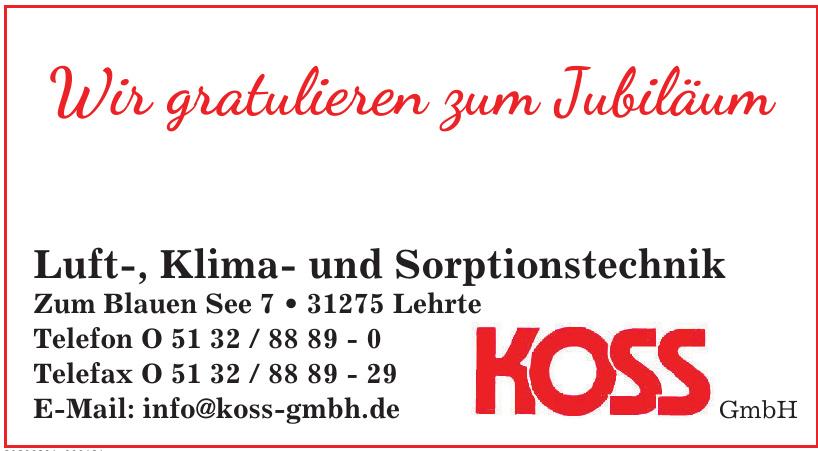 Koss GmbH
