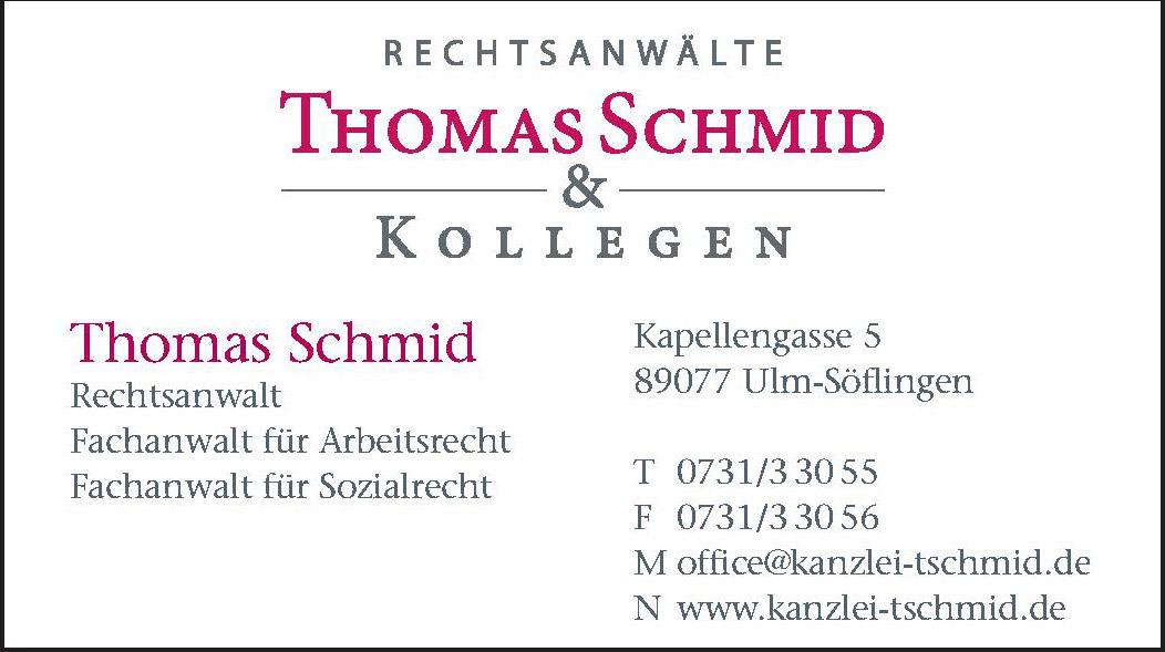 Rechtsanwälte Thomas Schmid & Kollegen