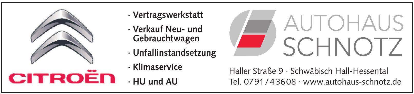 Autohaus Schnotz