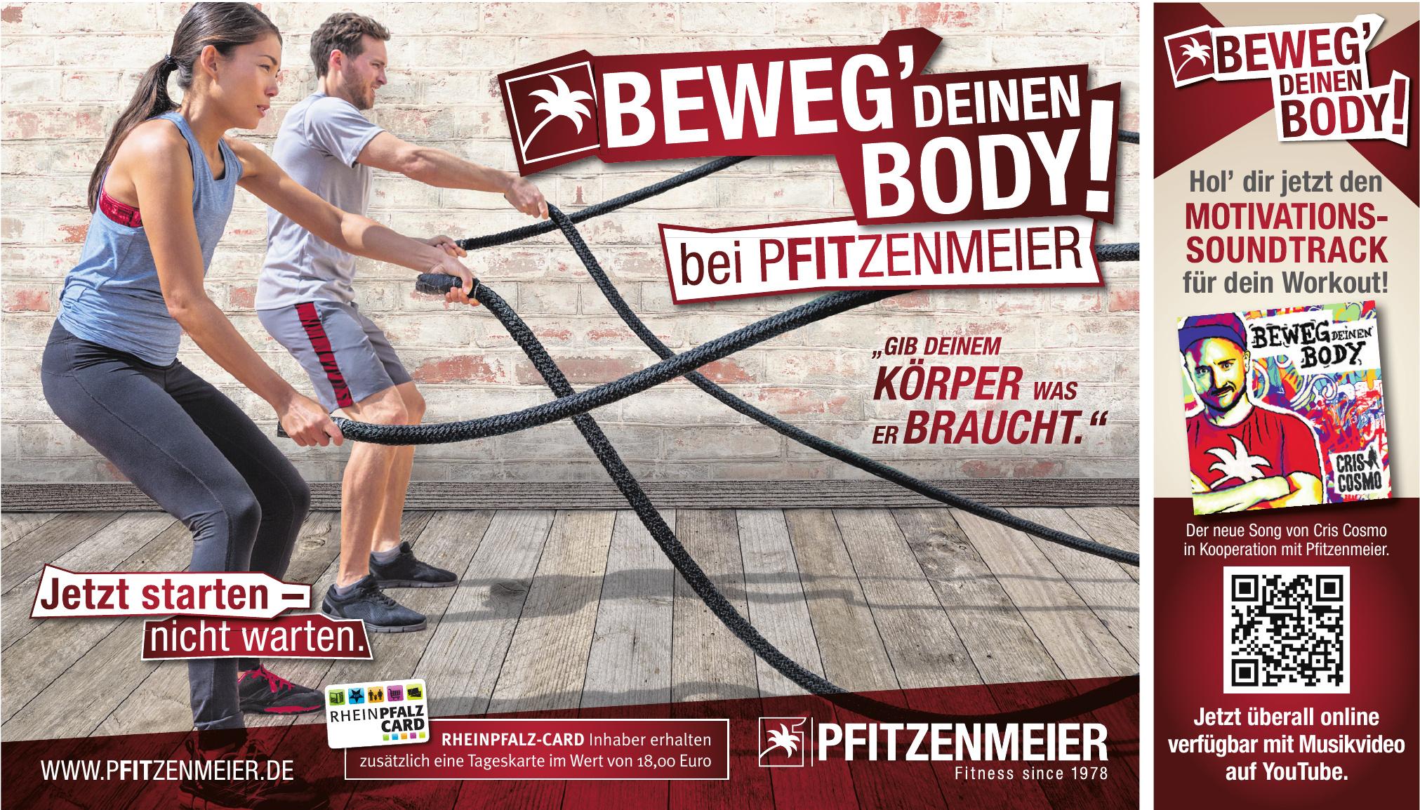 Fitnessstudio Pfitzenmeier Premium
