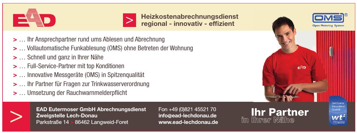 EAD Eutermoser GmbH Abrechnungsdienst