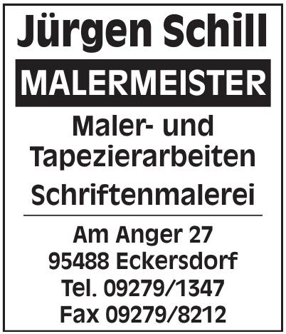 Jürgen Schill Malermeister