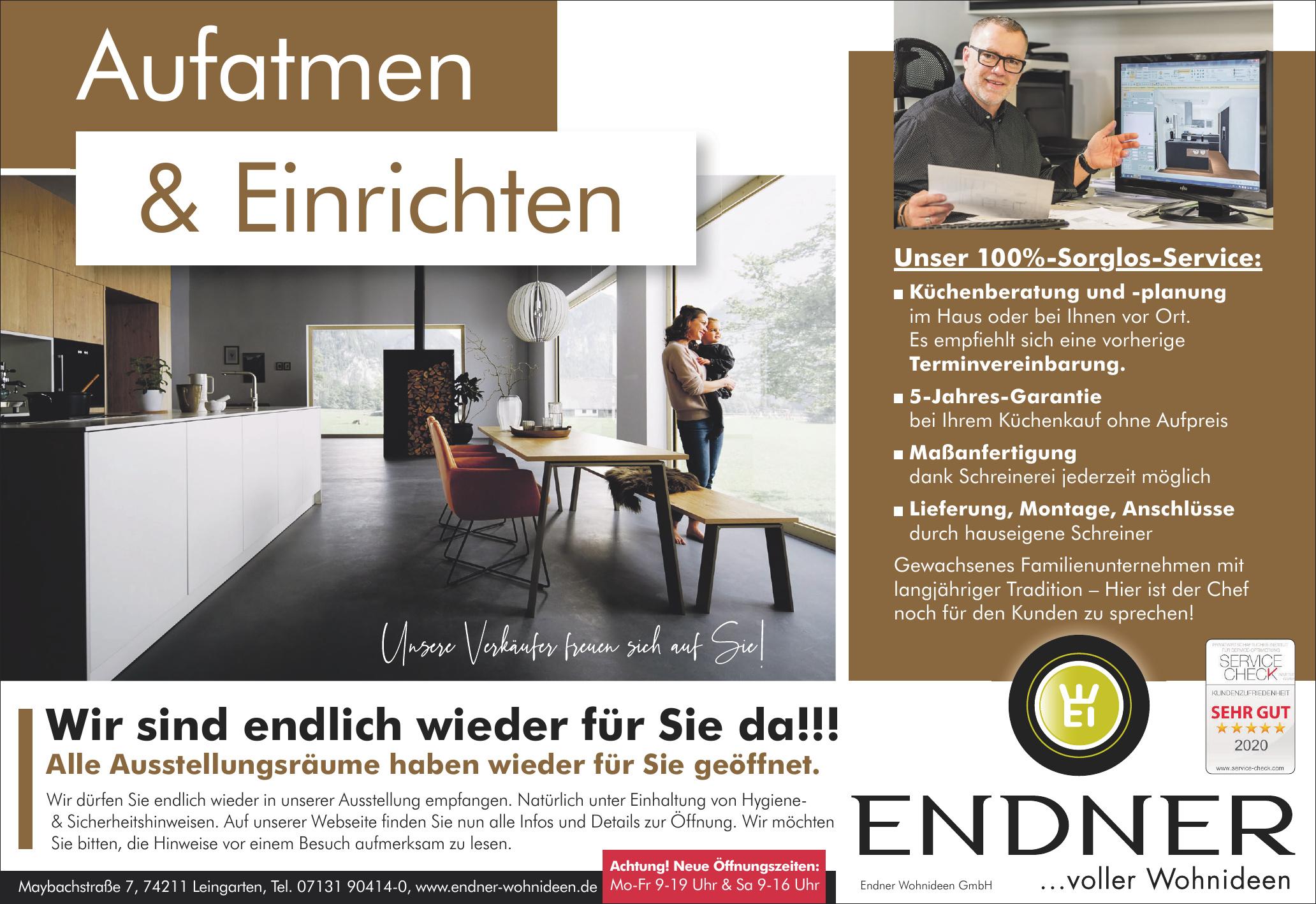 Endner Wohnideen GmbH