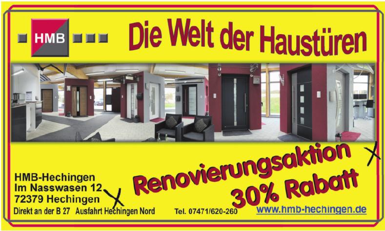 HMB-Hechingen