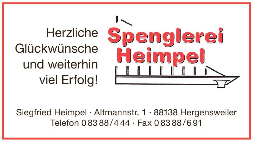 Siegfried Heimpel