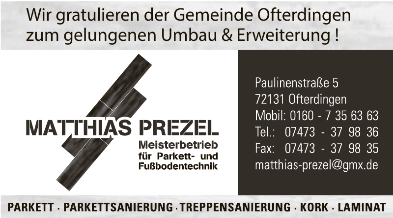 Matthias Prezel