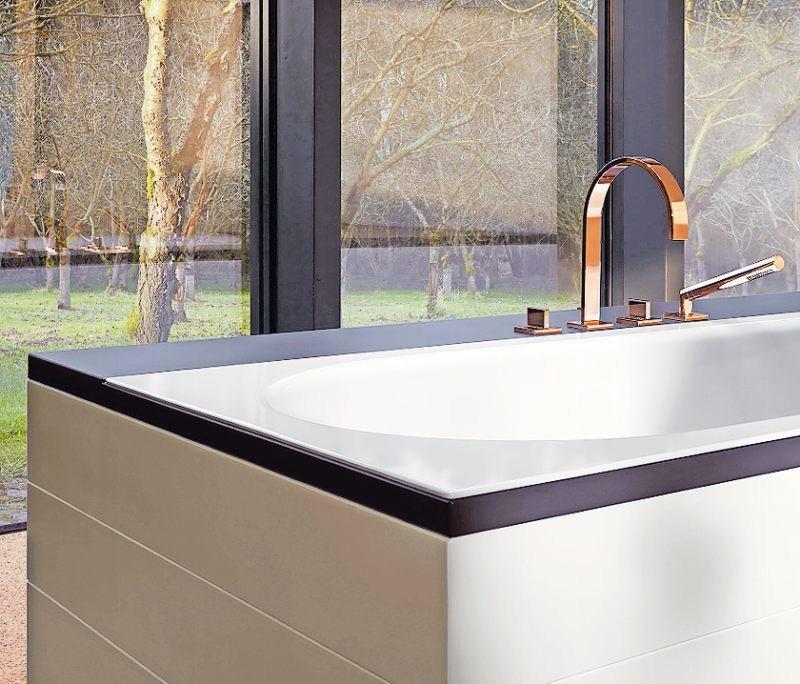 Wannen sind ein besonders beliebtes Element in Badezimmern. FOTO:VEREINIGUNG DEUTSCHE SANITÄRWIRTSCHAFT (VDS)/BETTE