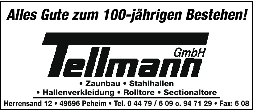 Tellmann GmbH