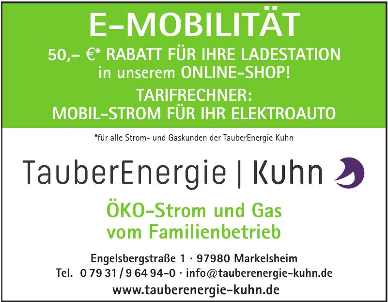 TrauberEnergie Kuhn