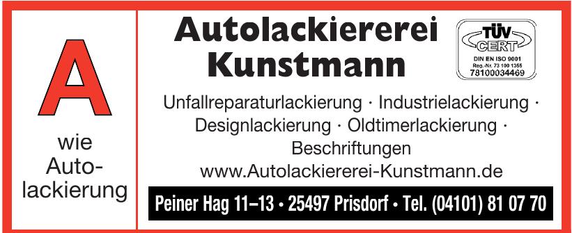 Autolackiererei Kunstmann