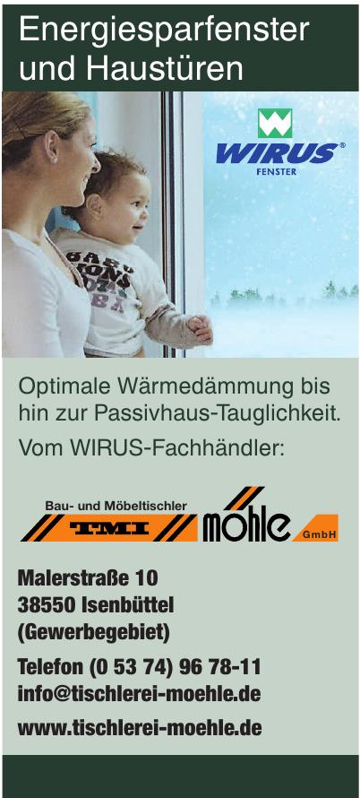 Bau- und Möbeltischlerei Mohle GmbH
